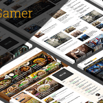 NewsGamer v2.1 – Premium WordPress News / Publishing Theme | Themeforest