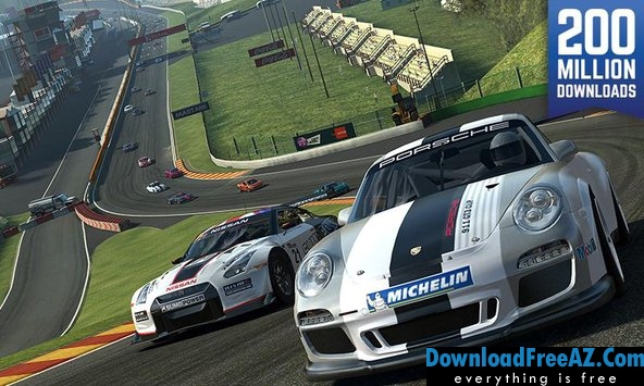Real Racing 3 v5.2.0 APK (MOD, Gold/Money) Android Free