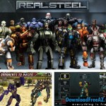 Real Steel v1.37.1 APK (MOD, Unlocked) Android Free