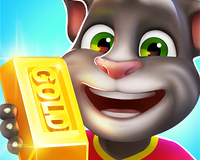 Talking Tom Gold Run v1.7.0.826 APK + MOD hack unlimited money