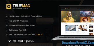 True Mag v4.2.9.8 - WordPress Theme for Video and Magazine | Themeforest