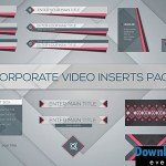 VideoHive Corporate Video Inserts Pack 7358156