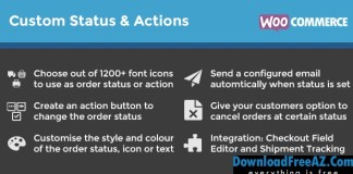WooCommerce Order Status & Actions Manager v2.1.4 | Codecanyon