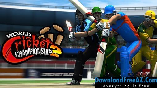 World Cricket Championship 2 v2.5.2 APK (MOD, Coins/Unlocked) Android Free
