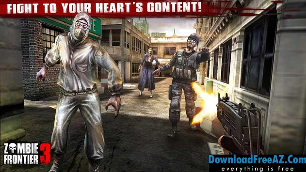 Zombie Frontier 3 - Shot Target v1.81 APK + MOD Hacked unlimited money