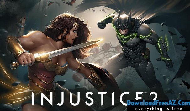 Download Injustice 2 v1.4.0 APK (MOD, Immortal) Android Free