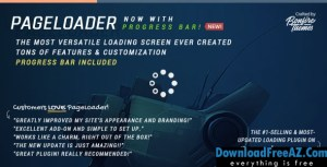 Download PageLoader v2.6: Loading Screen and Progress Bar WordPress Plugin