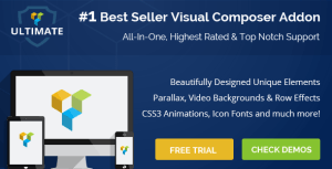 Ultimate Addons for Visual Composer v3.16.11 | Codecanyon