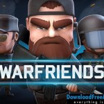 WarFriends v1.3.0 APK (MOD, Ammo​/Unlocked) Android Free