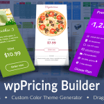 WP Pricing Table Builder v1.4.8
