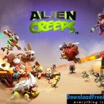 Alien Creeps TD v2.13.1 APK (MOD, unlimited money) Android Free