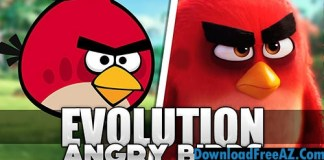 Download Angry Birds Evolution v1.9.1 APK (MOD, High Damage) Android Free