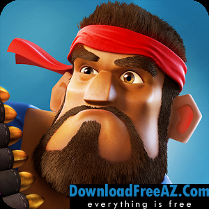 Download Boom Beach v31.146 APK for Android Free