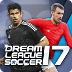 Dream League Soccer 2017-2018 v4.10 APK Hacked MOD (unlimited money) Android