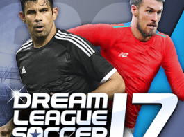 Download Dream League Soccer 2017 v4.10 APK Hacked MOD (unlimited money) Android