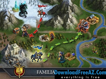 Download Gods and Glory v2.10.1.0 APK MOD + Full Data Android