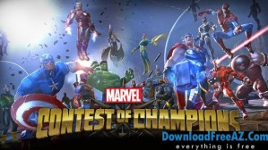 MARVEL Contest of Champions v13.1.1 APK (MOD, High Damage) Android Free