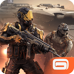 Download Modern Combat 5 eSports FPS v2.6.0g APK MOD + Data Android