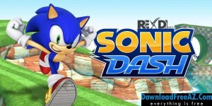 Sonic Dash v3.7.3.Go APK (MOD, Money/Unlocked) Android Free
