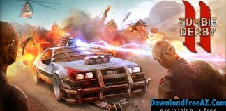 Zombie Derby 2 v1.0.2 APK Hacked (MOD, Unlimited Coins) Android Free