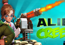 Alien Creeps TD v2.14.0 APK MOD (Unlimited money)