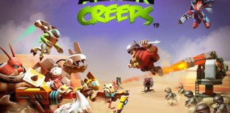 Alien Creeps TD v2.14.1 APK MOD (Unlimited money) Android Free