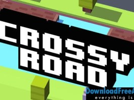 Crossy Road v2.4.3 APK MOD (Unlocked/Coins) Android Free