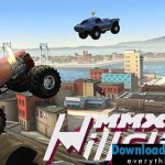 MMX Hill Dash v1.0.6129 APK + MOD Hacked (Free Shopping) Android Free