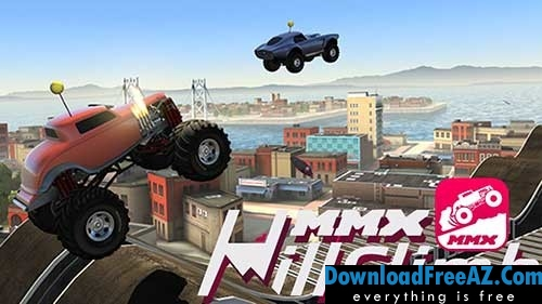 DownloadMMX Hill Dash v1.0.6129 APK + MOD (Free Shopping) Android Free