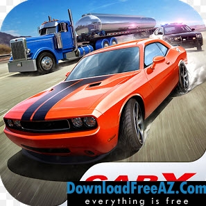 CarX Highway Racing APK MOD + Data Android Free