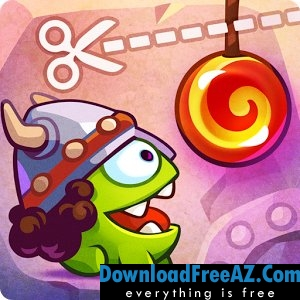 Cut the Rope: Time Travel APK MOD + Data for Android Free