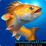 Fishing Hook v1.5.8 APK MOD (Unlimited money) Android Free