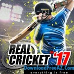 Real Cricket 17 v2.7.4 APK MOD (Unlimited Coins) Android Free