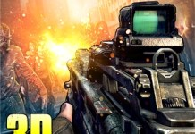 Zombie Frontier 3 - Shot Target APK MOD + Data Android Free