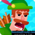 Bowmasters v1.0.8 APK MOD (Unlimited coins) Android Free