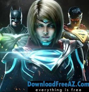 Injustice 2 APK MOD + OBB Android Free | DownloadFreeAZ.Com
