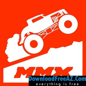 MMX Hill Dash APK MOD Android | DownloadFreeAZ