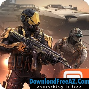 Modern Combat 5 eSports FPS APK MOD + Data for Android Free