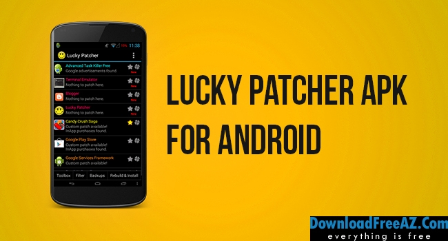 Lucky Patcher APK v6.7.3 MOD (Remove Ads) for Android free download