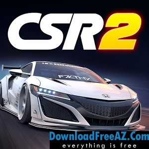 CSR Racing 2 APK v1.16.2 MOD (Free Shopping) Android free
