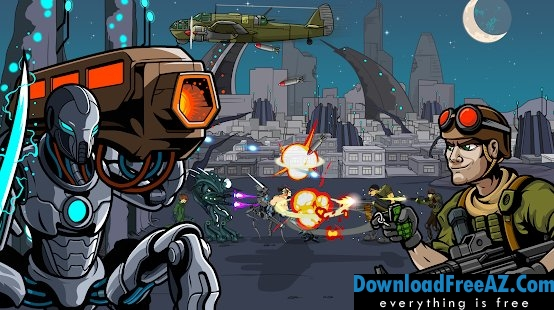 Age of War 2 APK v1.4.40 + Mod (Money & More) Android free