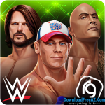 Download WWE Mayhem v1.15.398 APK Full Unlocked Free