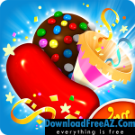 Free Download Candy Crush Saga APK v1.140.0.5 MOD Android APK