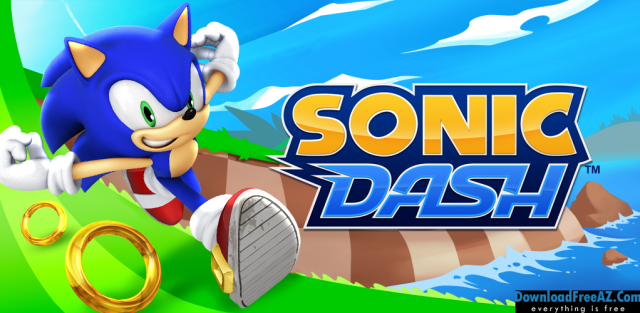 Download Free Sonic Dash v4.0.0.Go + MegaMod Full APK