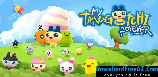 Download Free My Tamagotchi Forever 2.7.1.2202 + Mod Unlimited Money Full
