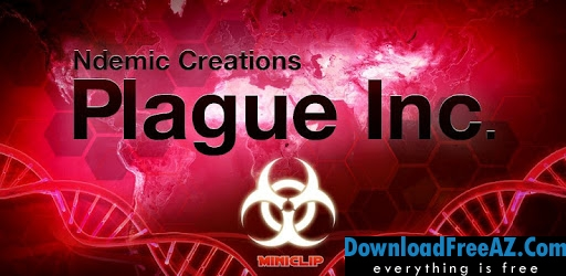 Download Free Plague Inc. v1.16.2 APK + MOD (Unlocked) for Android