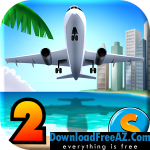 Download Free City Island: Airport 2 + (much money) for Android