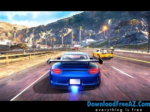 Download Free Street Racing 3D + (much money) for Android