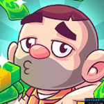 Download Free Idle Prison Tycoon: Gold Miner Clicker Game + МOD (Infinite Cash/Coin/Medal) for Android