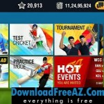 Download Free World Cricket Championship 2 APK v2.8.3.1 + Mod (Money) + DATA for Android